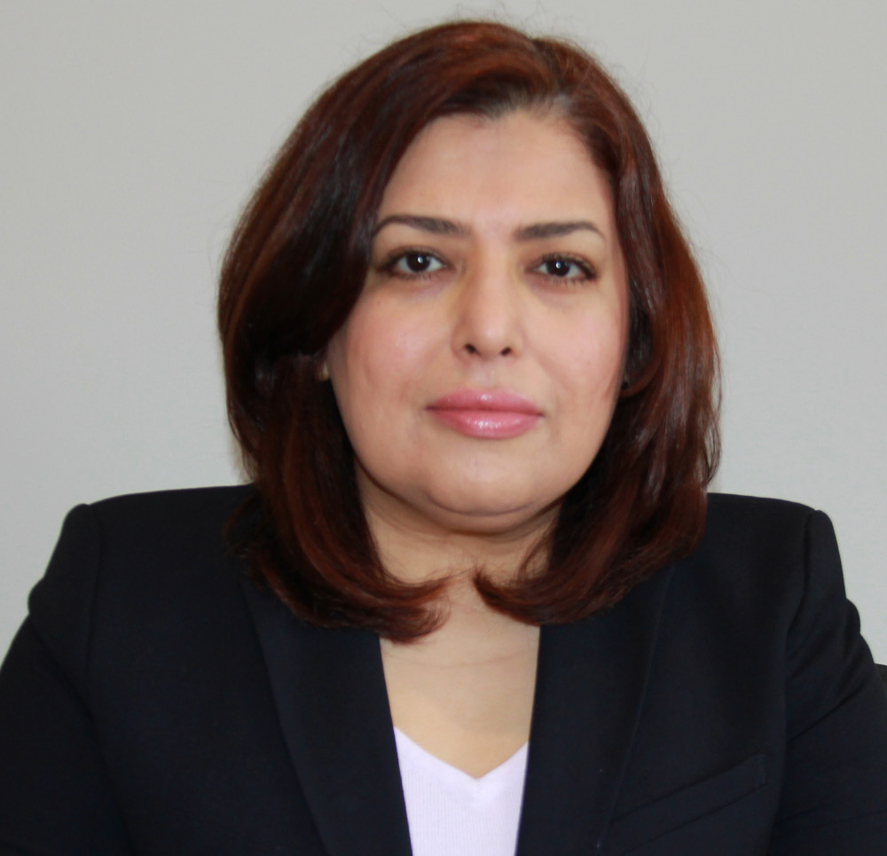Photo of Dr. Maryam Ebrahimi