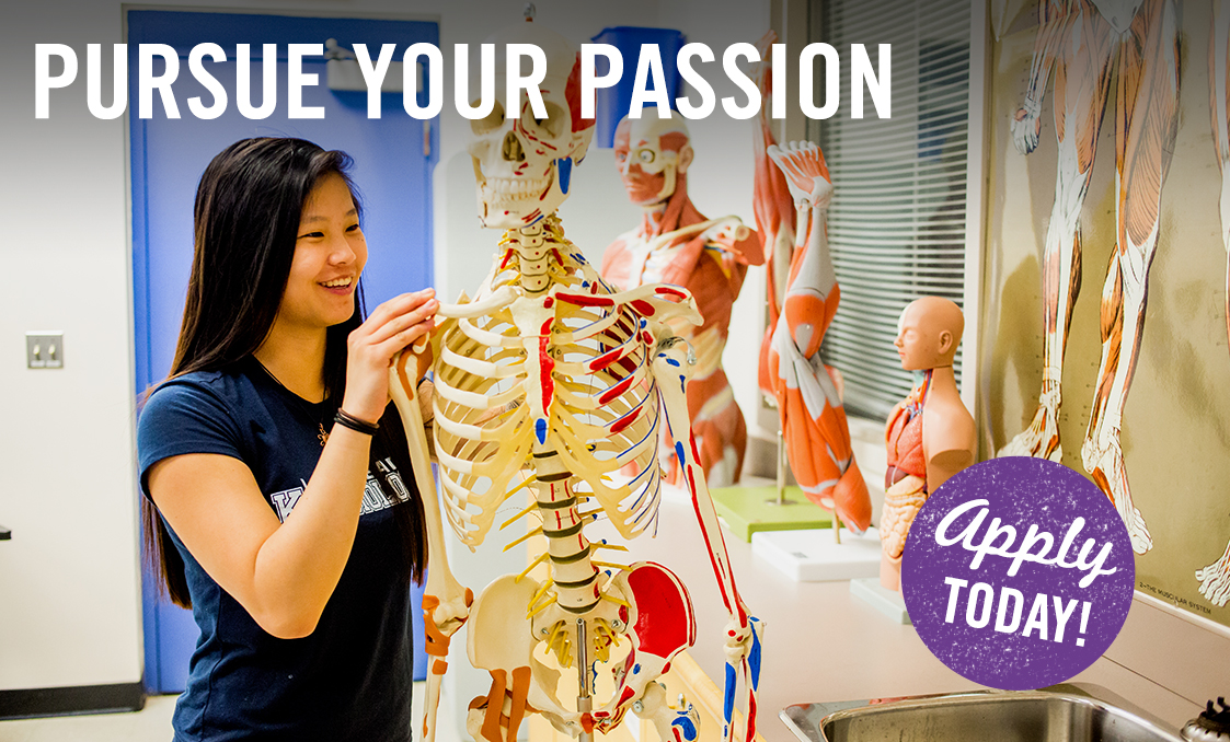 Pursue Your Passion - Apply Today