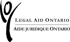 logo of legal aid ontario