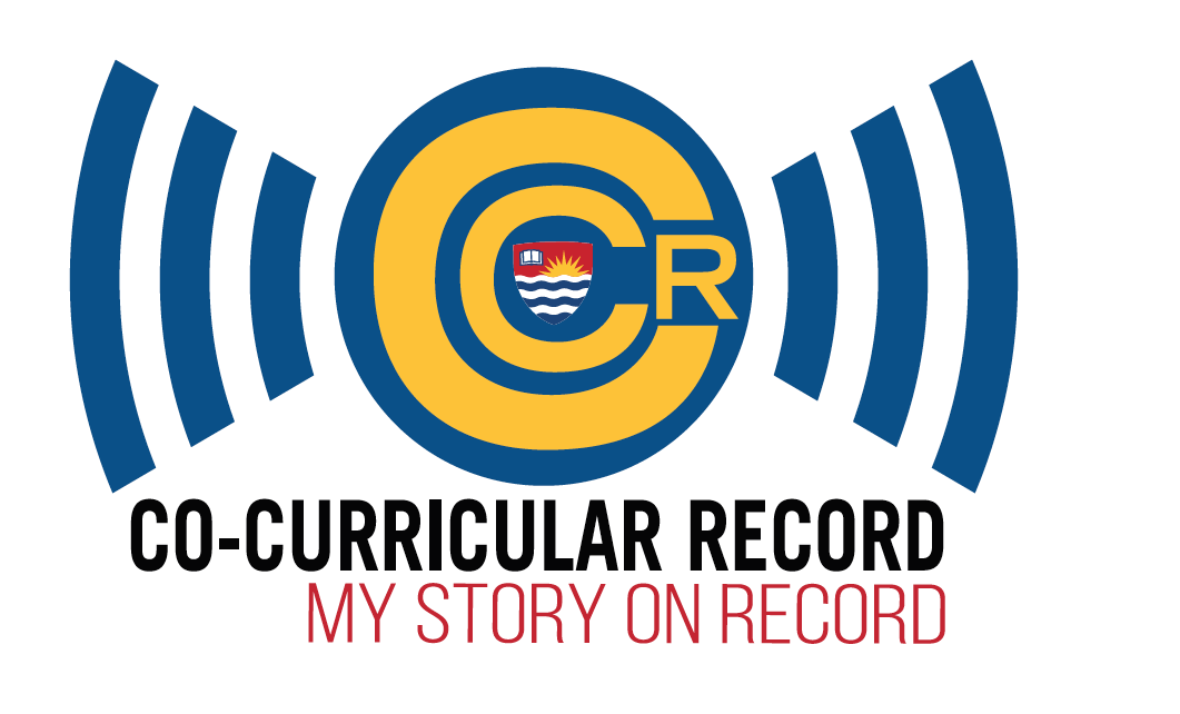 CCR Logo - Your Story on Record