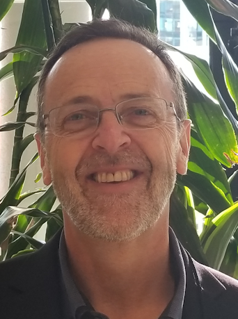 Headshot of Dr David Cooke