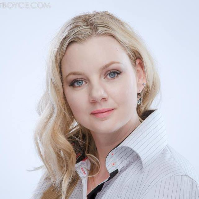 Photo portrait Dr. Liisa Pelot, Department of Philosophy