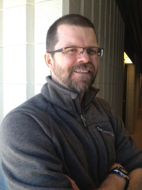 Headshot of Dr. Steven Jobbit
