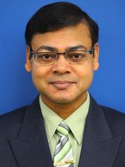 Dr. Murari Roy's headshot