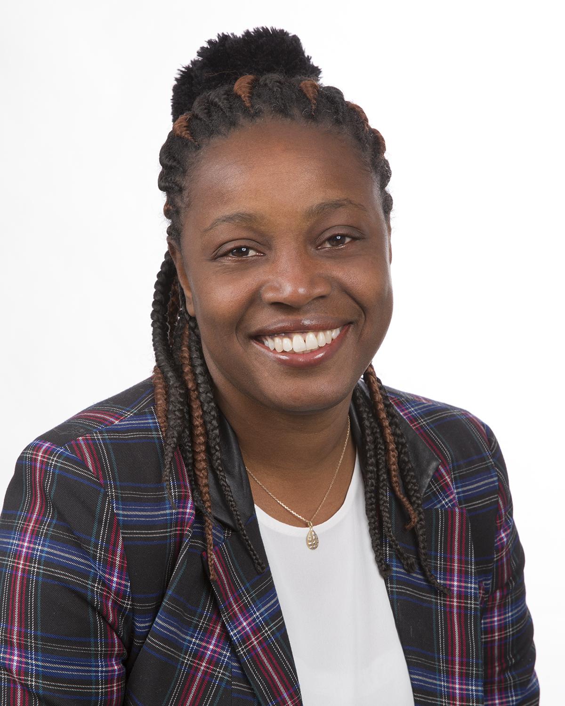 Headshot of Dr. Anna Kone Pefoyo