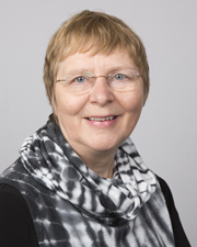 This is an image of Dr. Juanita Epp