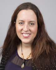 This is an image of Dr. Tanya Kaefer
