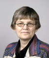 This is an image of Dr. Judith Reynolds