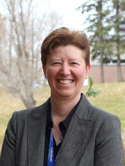 Headshot of Dr. Vicki Kristman