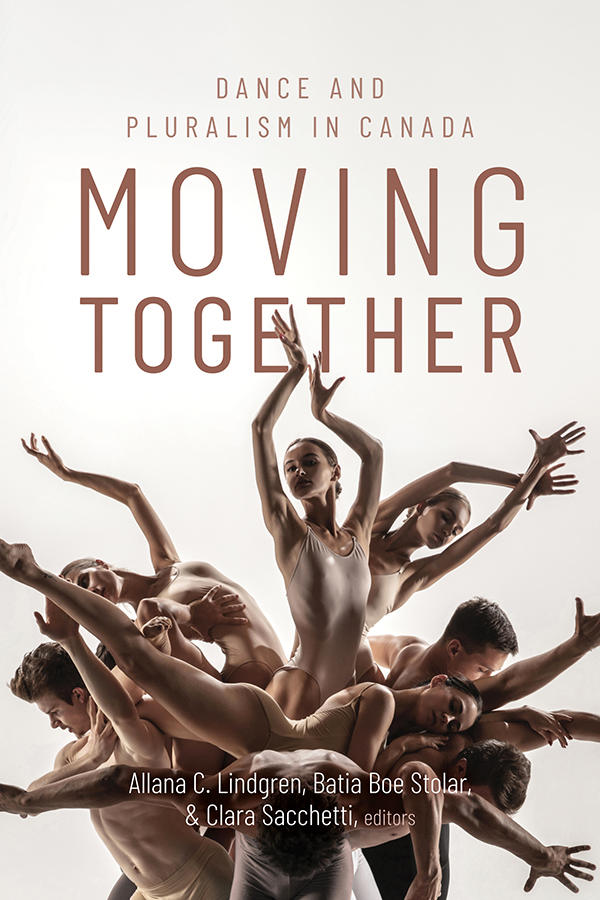 Dance and Pluralism in Canada photograph of book jacket