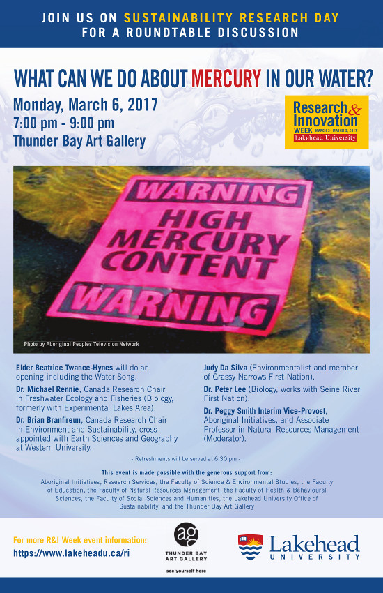 Mercury Poster information