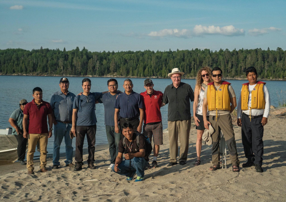 Lac Seul/Ecuador Exchange Offers New Insights Into Tourism Potential