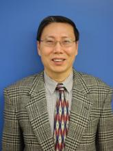 Dr. Kefu Liu headshot
