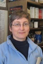 Photo of Dr. Heidi Schraft, Associate Professor Biology