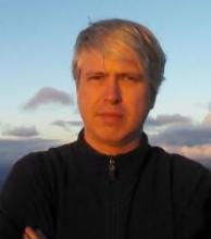 Photo portrait of Dr. Nicolas Lepine