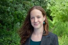 Headshot of Robin Whitehead, Assistant Professor