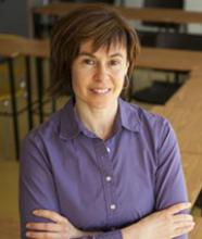 This is an image of Dr. Lisa Korteweg