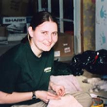 Portrait Photo of Martha Dowsley
