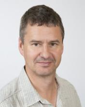 This is an image of Dr. Wayne Melville