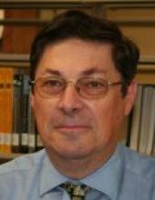 Portrait of Reg Horne