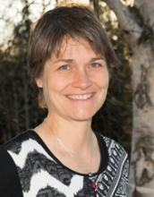 This is a picture of Dr. Teresa Socha