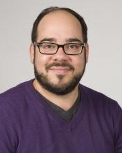 Dr. Ryan Tonkens photo portrait