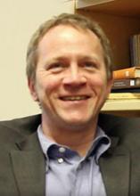 Headshot of Dr. Laurence Fiddick