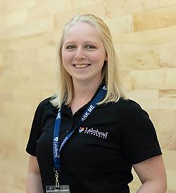 Student Success Advisor Jessica Young