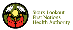 Sioux Lookout First Nations Health Authority Logo