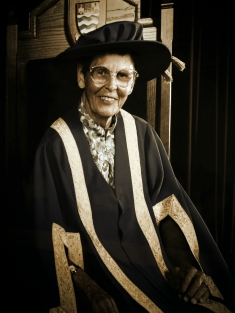 Portrait of Chancellor The Very Rev. Lois Wilson