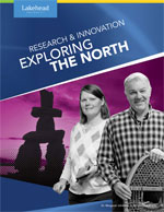 Research & Innovation Exploring the North