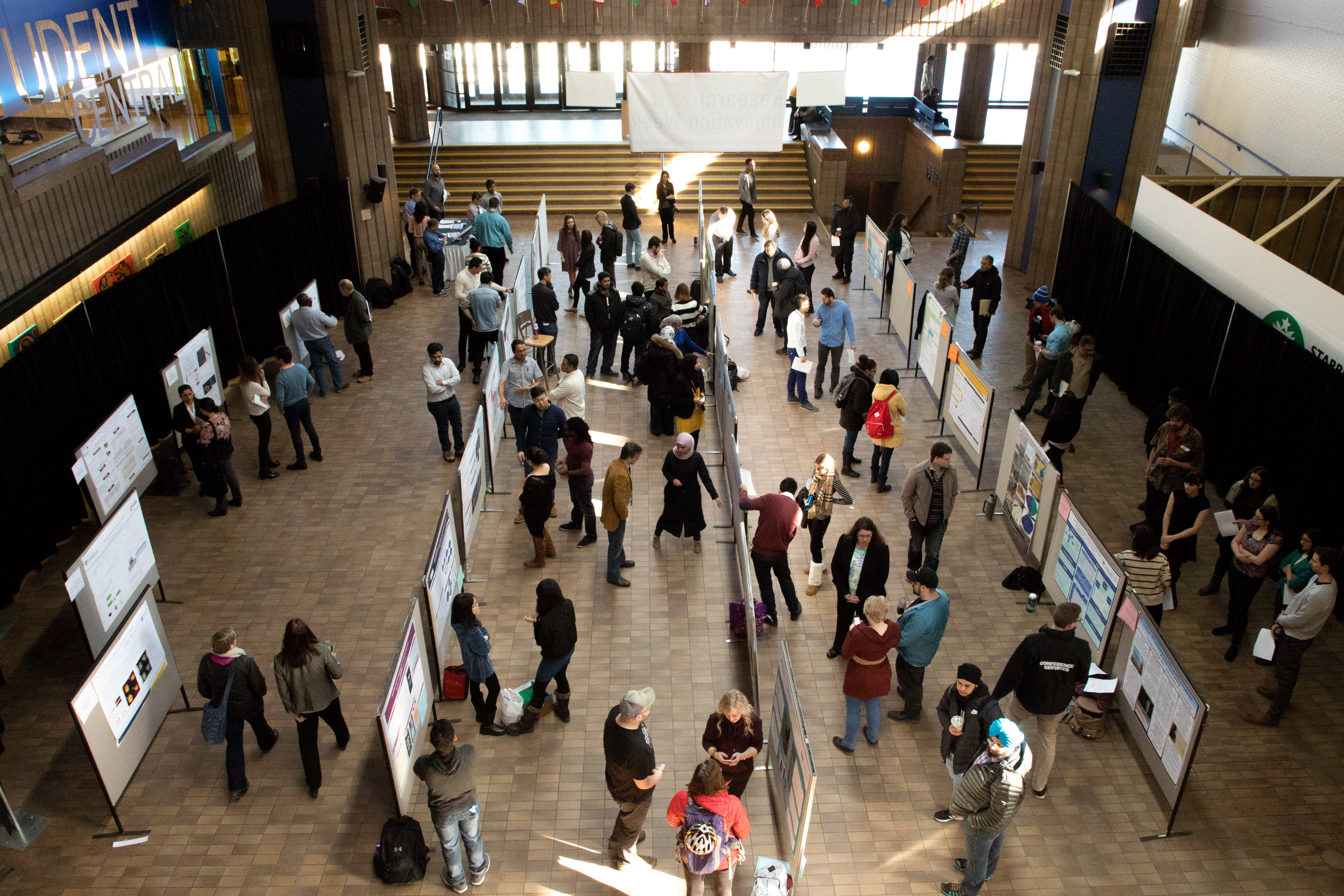 Graduate Student Conference - Posters