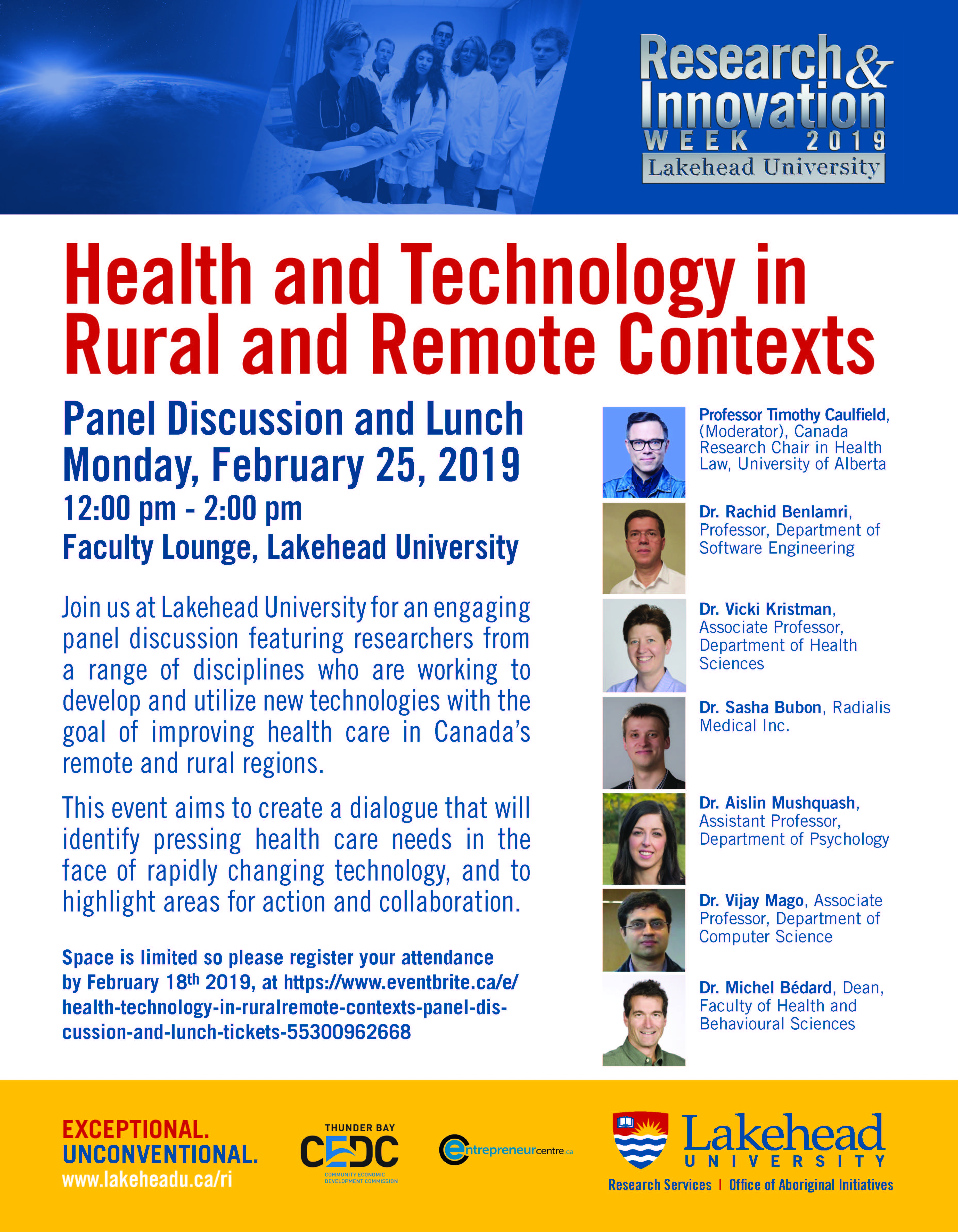 Health and Technology in Rural and Remote Contexts