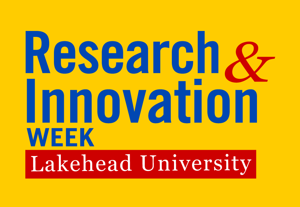 Research and Innovation Week Logo