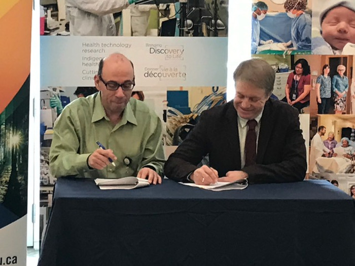 Reciprocity Agreement for REB at LU/TBRHSC