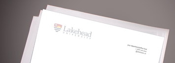 Sample of Digital letterhead