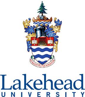 coat of arms lakehead university pine tree graphic design pine tree graphic design