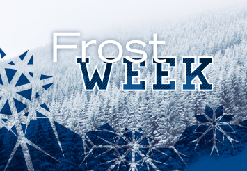Click here for the schedule of events in Orillia for FROST week!
