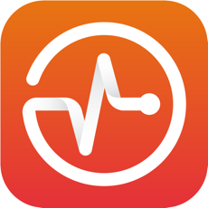 The Brightspace Pulse logo and icon. It has a subtle orange gradient with a line that looks similar to a pulse on hospital equipment