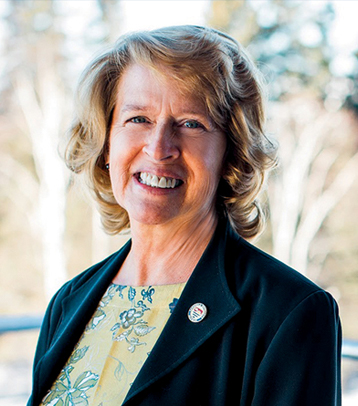 Our President Moira McPherson