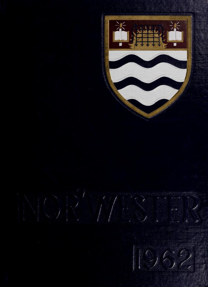 Lakehead University Yearbook Cover from 1962
