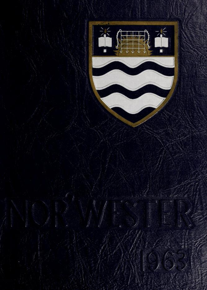 Lakehead University Yearbook Cover from 1963