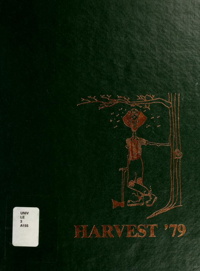 Lakehead University Yearbook Cover from 1979
