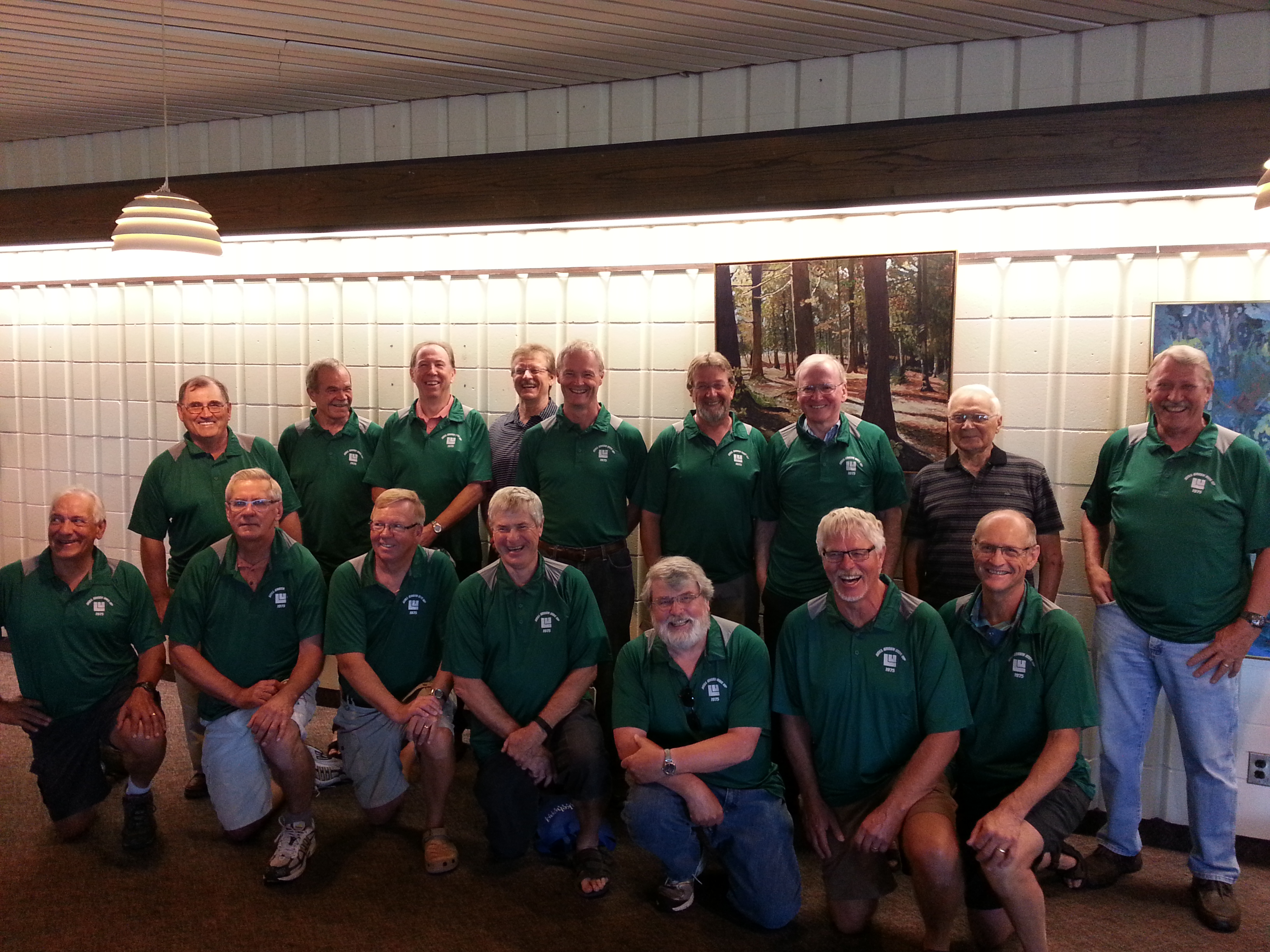 School of Forestry Reunion Class of 1975