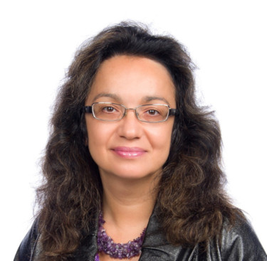 Photo of Dr. Alla Reznik