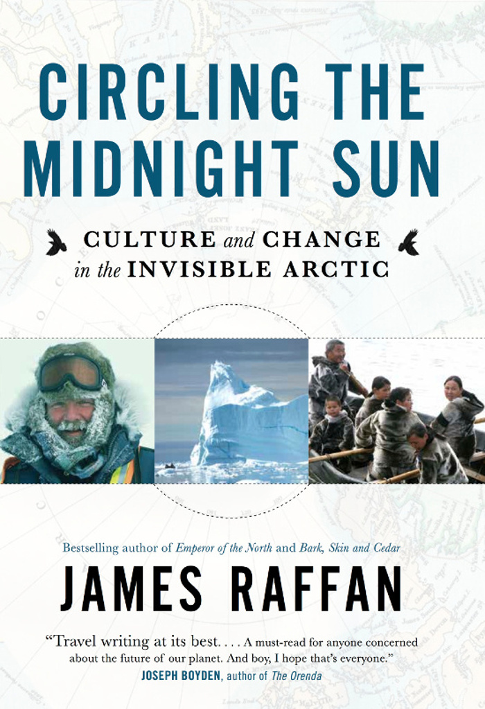 Book cover of Circling the Midnight Sun