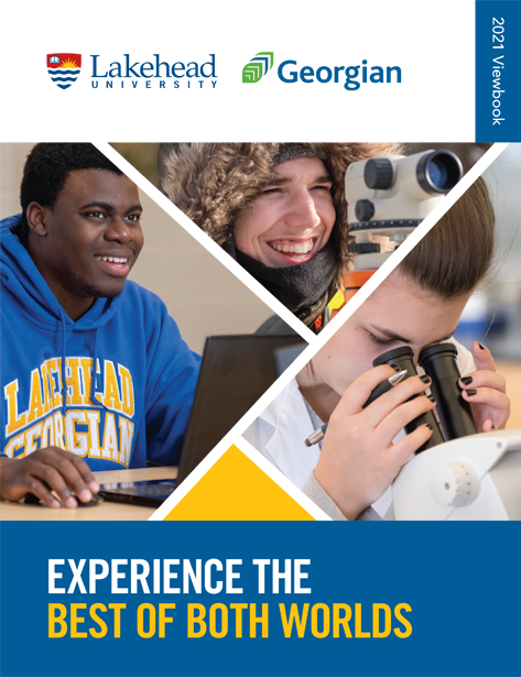 Thumbnail Image of the Lakehead Georgian College Viewbook