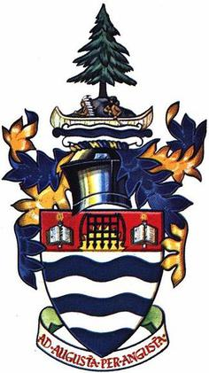 Picture of Lakehead University's coat-of-arms