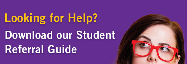 Looking for help? Not sure where to go? We've got answers