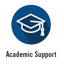 Academic Support is one of the five departments under student affairs